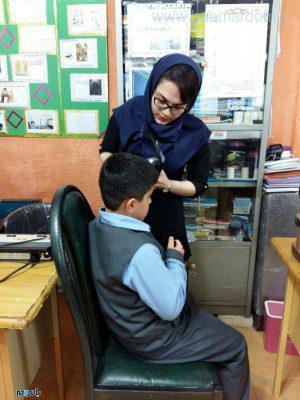 اولین کارگاه پیشگیری از سرطان و غربالگری شنواییسنجی در لاهیجان 4 300x400 - برگزاری اولین کارگاه پیشگیری از سرطان و غربالگری شنواییسنجی در لاهیجان + تصاویر