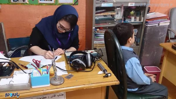 اولین کارگاه پیشگیری از سرطان و غربالگری شنواییسنجی در لاهیجان 5 600x337 - برگزاری اولین کارگاه پیشگیری از سرطان و غربالگری شنواییسنجی در لاهیجان + تصاویر