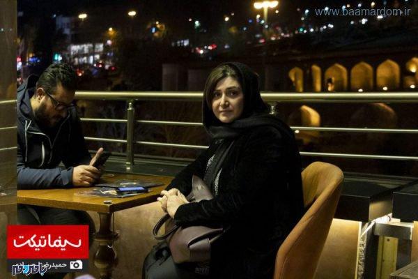600x400 - خلوت باران کوثری و محسن کیایی در یک مراسم خصوصی/ عکس