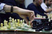 مسابقات شطرنج قهرمانی لیگ گیلان برگزار شد
