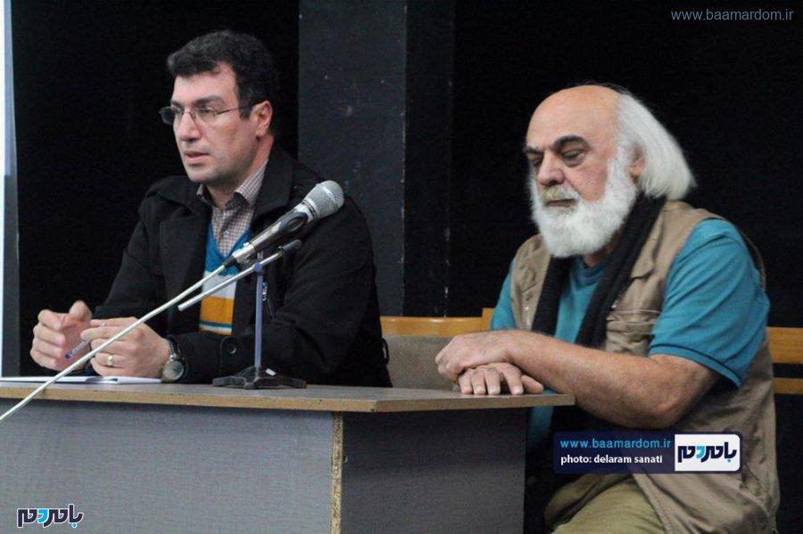 برگزاری چهاردهمین برنامه (سینما آینده) در لاهیجان + تصاویر