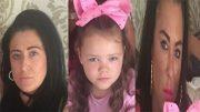 حمله وحشیانه مرد غول پیکر به ۲ زن و یک دختر در خیابان / دختر ۴ ساله سکته کرد ! + عکس