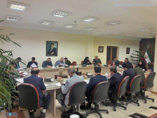 کمیته اشتغال روستایی شهرستان لاهیجان 2 533x400 - تشکیل کمیته نظارت بر اجرای پروژههای تسهیلات اشتغالزایی روستایی / جذب بیش از 100 درصد تسهیلات مصوب شده شهرستان