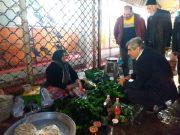 حضور استاندار گیلان در بازار رشت