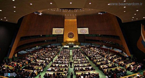 ملل2 600x325 - تصویب قطعنامه علیه ایران در مجمع عمومی سازمان ملل + جزییات