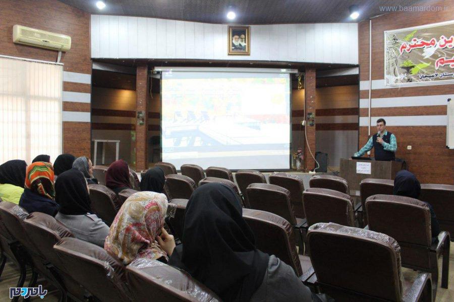 برگزاری ششمین جلسه (سینما، جامعه، زندگی) در لاهیجان + تصاویر