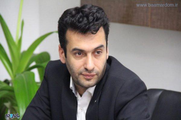 حسنی رئیس سازمان فرهنگی، اجتماعی و ورزشی شهرداری رشت 600x400 - بگذار که دل حل بکند مساله ها را