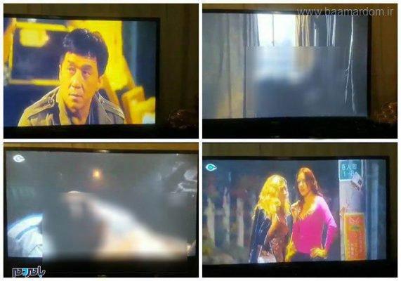 صحنه دار جکی چان 571x400 - فیلم صحنه دار را دیدند اما اتوبوس را ندیدند