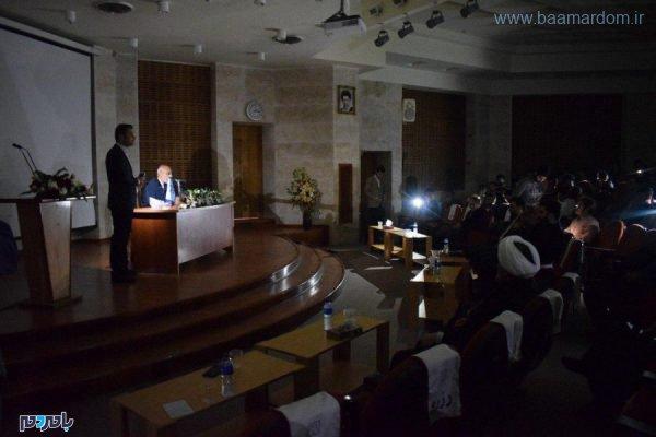 برق سخنرانی میرسلیم؛ 2 600x400 - گل به خودی دانشگاه گیلان به نفع منتقدان دولت