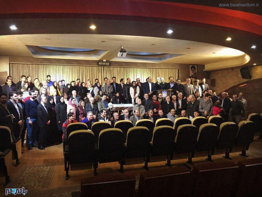 مراسم افتتاحیه باشگاه کوهنوردان لاهیجان برگزار شد