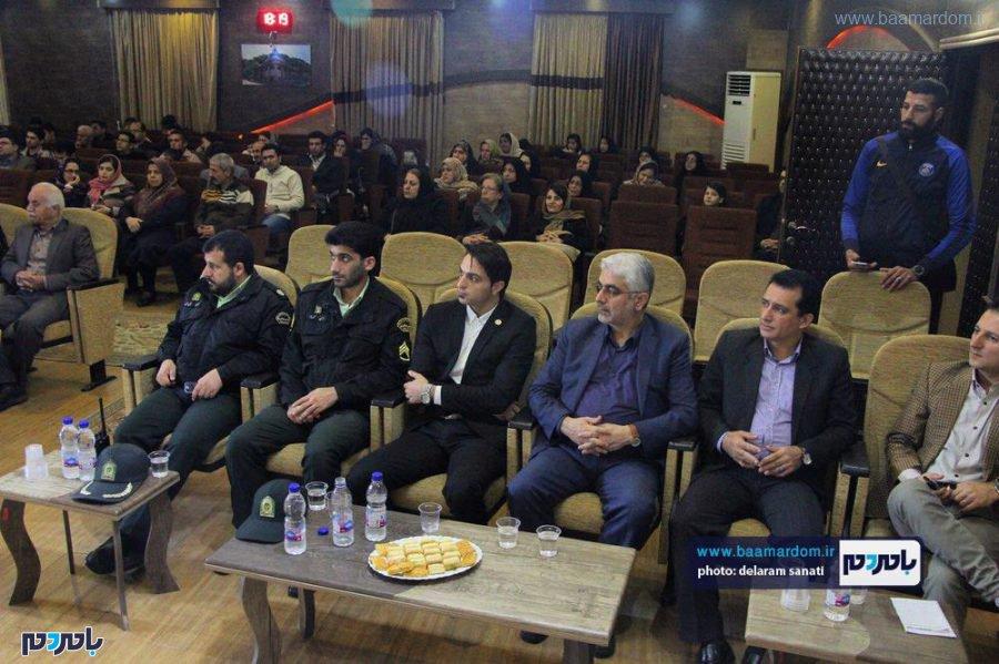 رونمایی از کتاب سبک زندگی فوتبال در لاهیجان 11 - گزارش تصویری مراسم رونمایی از کتاب سبک زندگی فوتبالی در لاهیجان