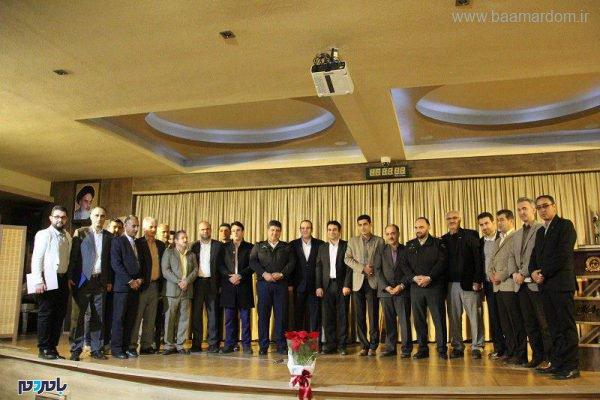 گرامیداشت روز حمل و نقل در لاهیجان 11 600x400 - مراسم گرامیداشت روز حمل و نقل در لاهیجان برگزار شد + تصاویر