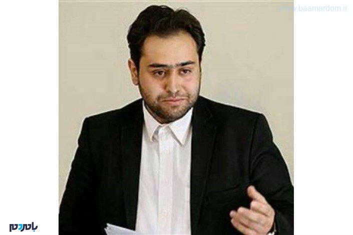 اولین تصویر داماد حسن روحانی بر کرسی ریاست + عکس
