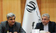 اعلام حمایت کامل وزیر نیرو از اجرای طرح ساماندهی آب بندان ها و رودخانههای استان گیلان