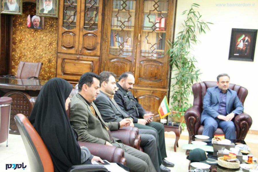 رئیس جدید زندان لاهیجان معرفی شد