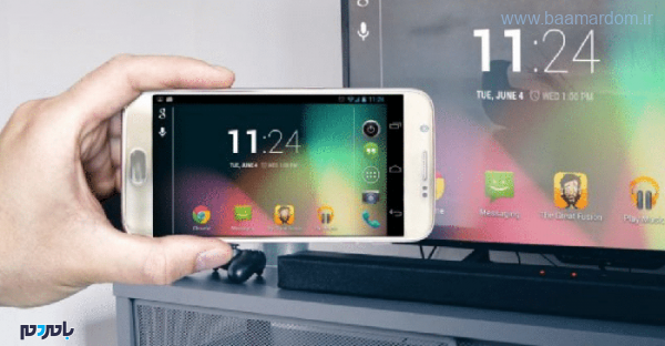 how to mirror android screen on your tv 600x312 - چطور گوشی را به تلویزیون متصل کنم؟
