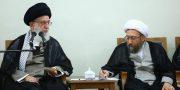 آیتالله آملی لاریجانی رییس مجمع تشخیص مصلحت نظام شد