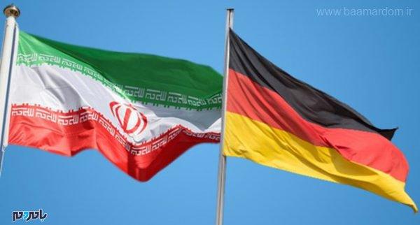 و ایران 600x322 - خبر مهم آلمان در مورد تحریم های ایران
