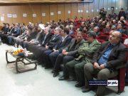 گزارش تصویری آیین معارفه شهردار جدید رودسر