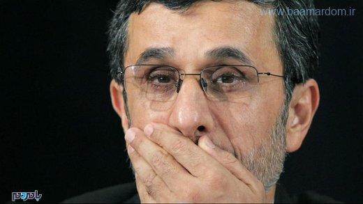 احمدی نژاد دست به قلم شد؛ این بار به حاج قاسم سلیمانی