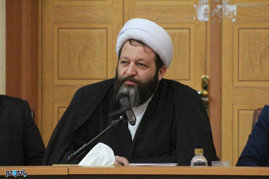 نماینده فومن 1 - گزارش تصویری جلسه شورای اداری استان گیلان