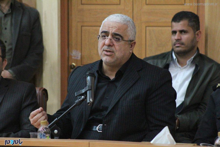 نماینده فومن 2 - گزارش تصویری جلسه شورای اداری استان گیلان