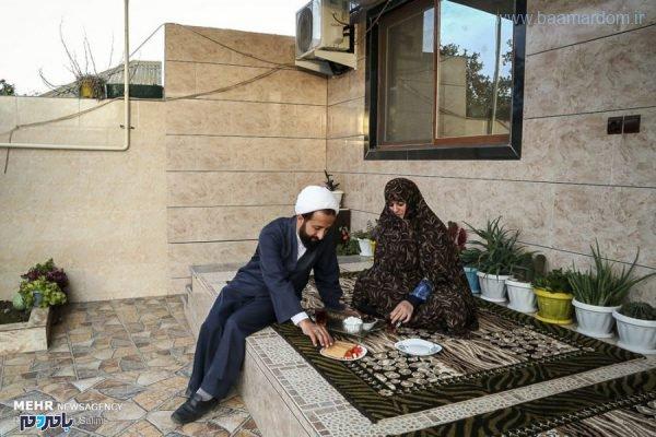 بخش بندپی شرقی شهرستان بابل 1 600x400 - آقای امام جمعه در حال فوتبال و در کنار همسر! + تصاویر