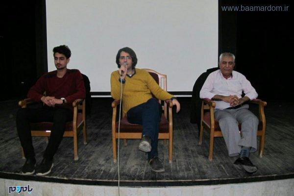 شصت و ششمین جلسه پاتوق فیلم و فیلمنامه کوتاه لاهیجان 5 600x400 - برگزاری شصت و ششمین جلسه پاتوق فیلم و فیلمنامه کوتاه لاهیجان + تصاویر
