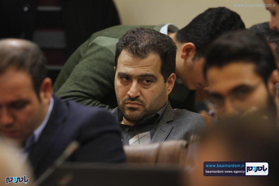 و معارفه فرماندار لاهیجان 11 - گزارش تصویری مراسم تودیع و معارفه فرماندار شهرستان لاهیجان