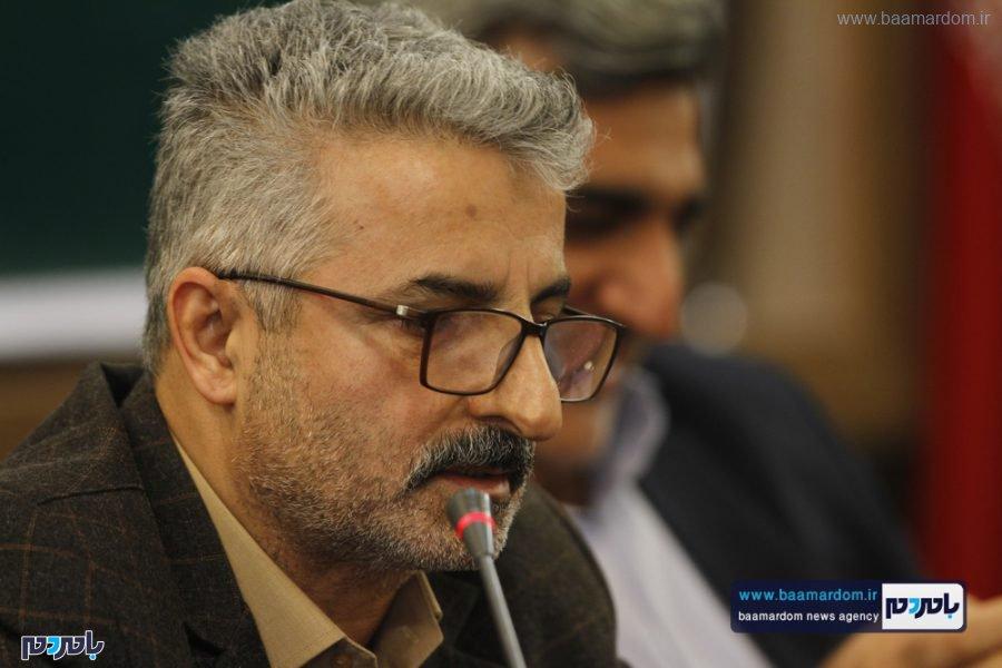 و معارفه فرماندار لاهیجان 12 - گزارش تصویری مراسم تودیع و معارفه فرماندار شهرستان لاهیجان