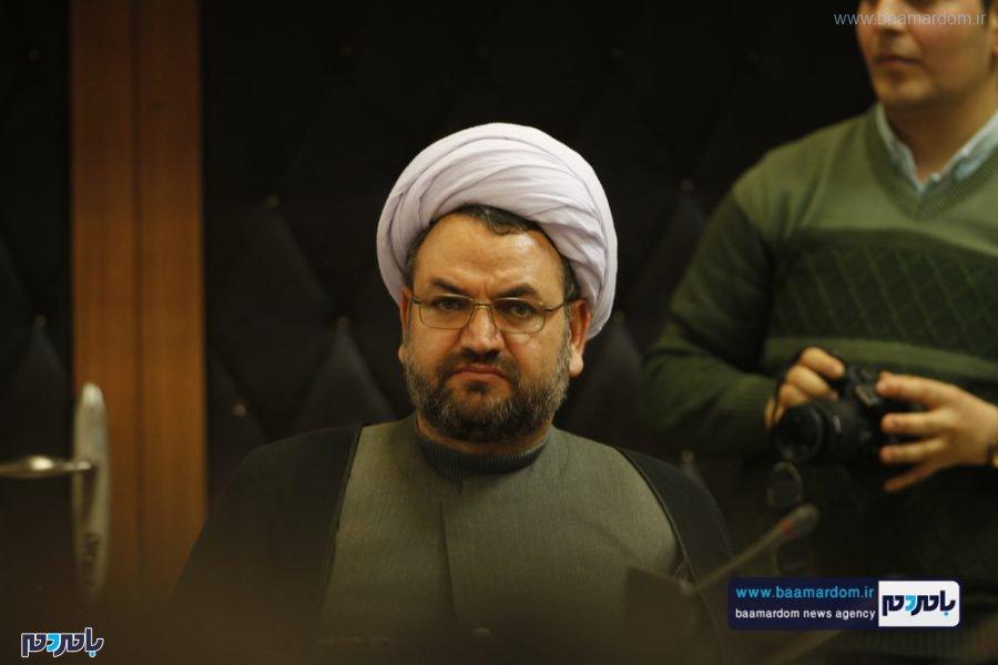 و معارفه فرماندار لاهیجان 13 - گزارش تصویری مراسم تودیع و معارفه فرماندار شهرستان لاهیجان
