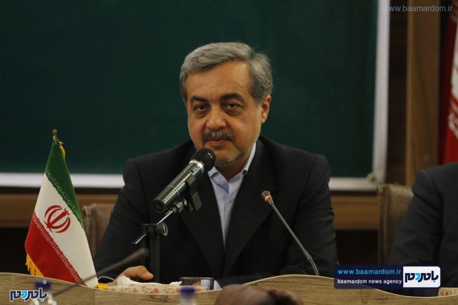 و معارفه فرماندار لاهیجان 15 - گزارش تصویری مراسم تودیع و معارفه فرماندار شهرستان لاهیجان