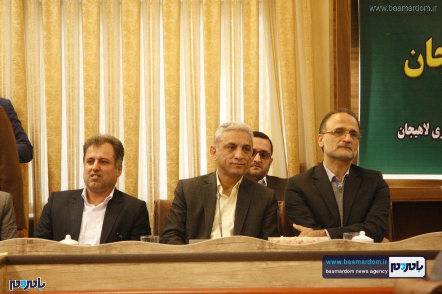 و معارفه فرماندار لاهیجان 17 - گزارش تصویری مراسم تودیع و معارفه فرماندار شهرستان لاهیجان
