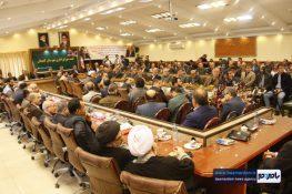 گزارش تصویری مراسم تودیع و معارفه فرماندار شهرستان لاهیجان