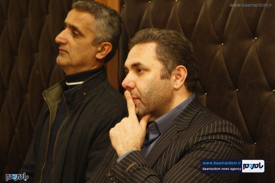 و معارفه فرماندار لاهیجان 21 - گزارش تصویری مراسم تودیع و معارفه فرماندار شهرستان لاهیجان