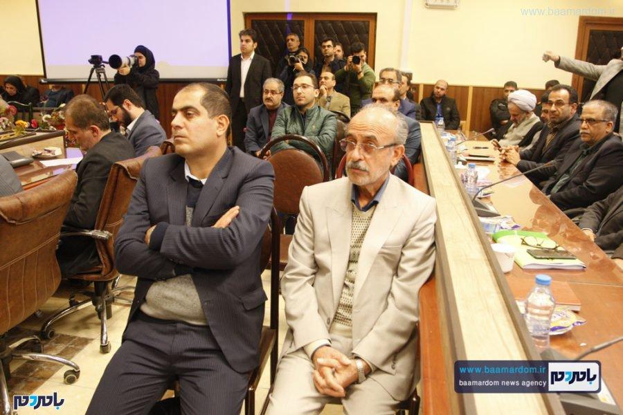 و معارفه فرماندار لاهیجان 22 - گزارش تصویری مراسم تودیع و معارفه فرماندار شهرستان لاهیجان