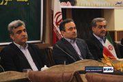 گزارش تصویری دوم از تودیع و معارفه فرماندار شهرستان لاهیجان