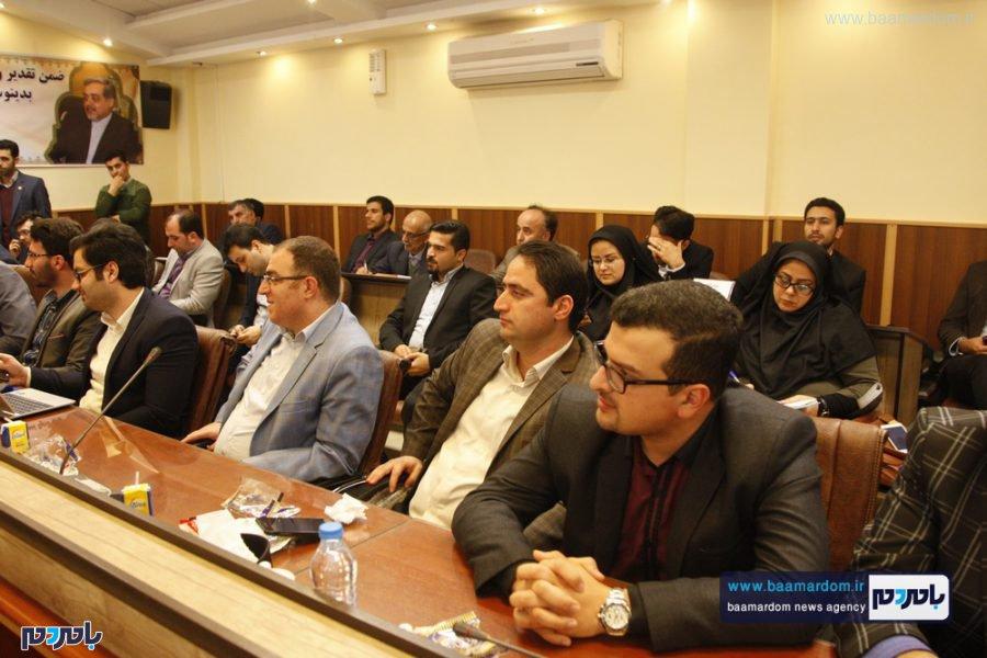 و معارفه فرماندار لاهیجان 26 - گزارش تصویری مراسم تودیع و معارفه فرماندار شهرستان لاهیجان