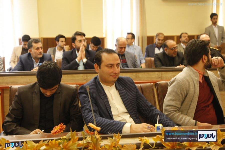 و معارفه فرماندار لاهیجان 27 - گزارش تصویری مراسم تودیع و معارفه فرماندار شهرستان لاهیجان