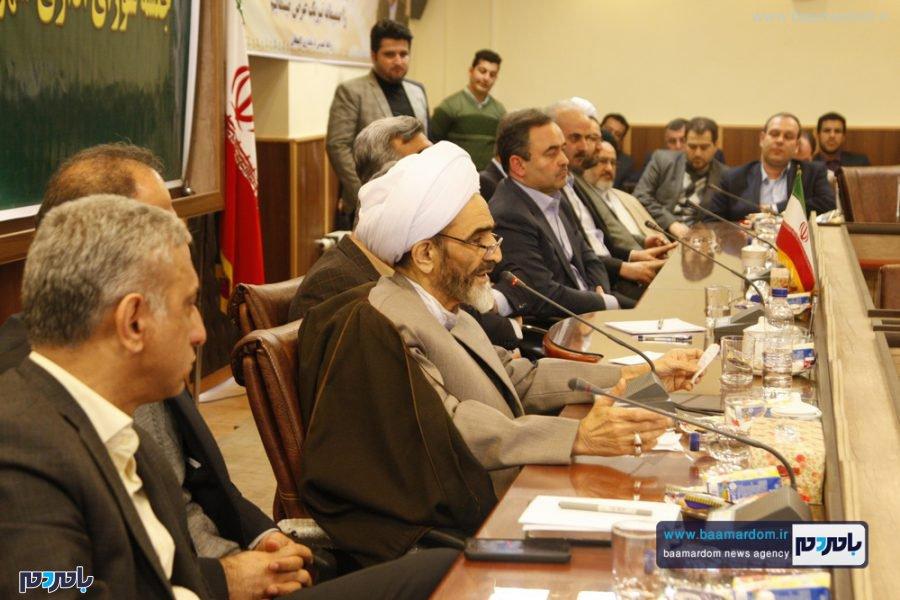 و معارفه فرماندار لاهیجان 28 - گزارش تصویری مراسم تودیع و معارفه فرماندار شهرستان لاهیجان
