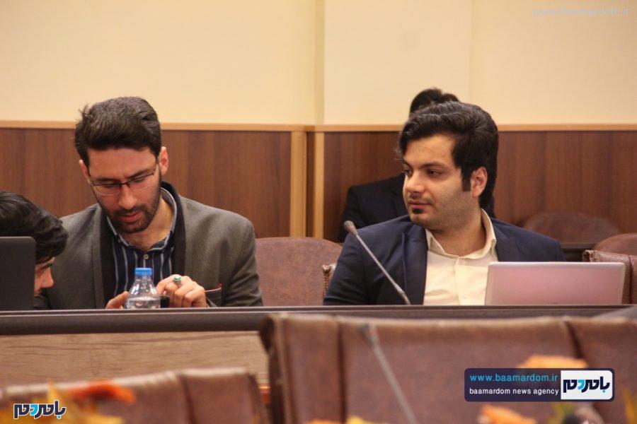 و معارفه فرماندار لاهیجان 30 - گزارش تصویری مراسم تودیع و معارفه فرماندار شهرستان لاهیجان