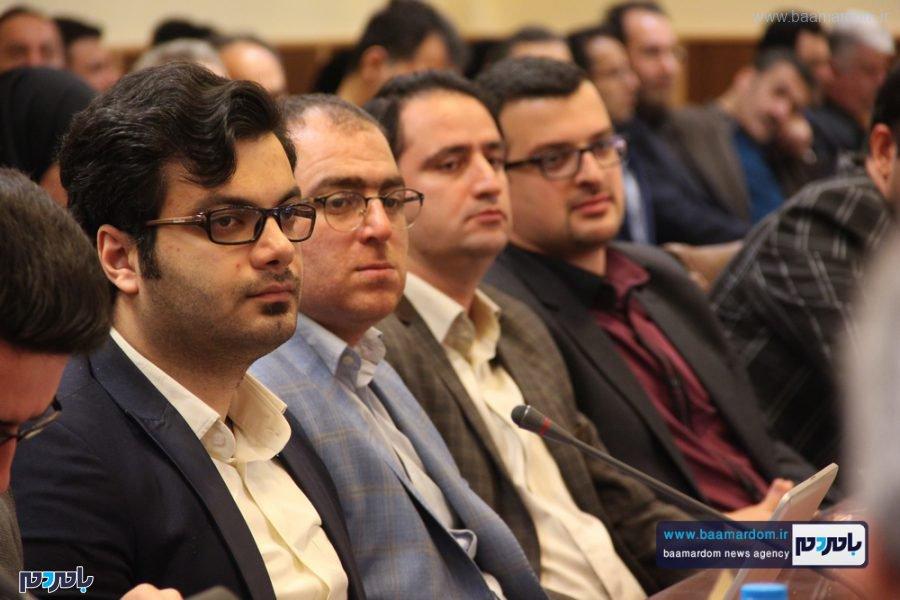 و معارفه فرماندار لاهیجان 31 - گزارش تصویری مراسم تودیع و معارفه فرماندار شهرستان لاهیجان