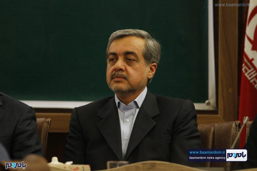 و معارفه فرماندار لاهیجان 4 - گزارش تصویری مراسم تودیع و معارفه فرماندار شهرستان لاهیجان