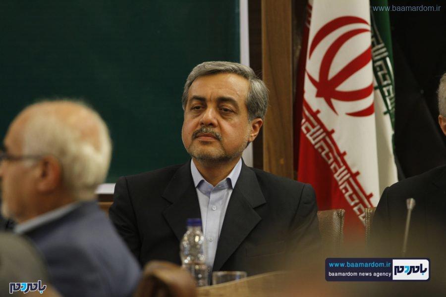 و معارفه فرماندار لاهیجان 5 - گزارش تصویری مراسم تودیع و معارفه فرماندار شهرستان لاهیجان