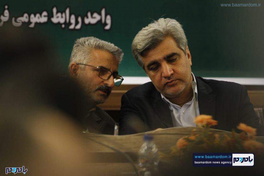 و معارفه فرماندار لاهیجان 6 - گزارش تصویری مراسم تودیع و معارفه فرماندار شهرستان لاهیجان
