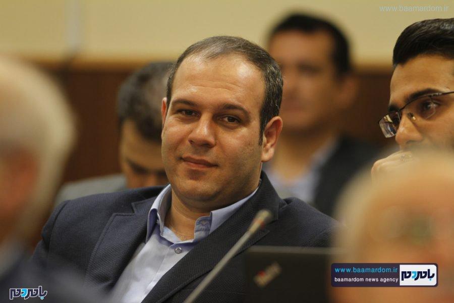 و معارفه فرماندار لاهیجان 9 - گزارش تصویری مراسم تودیع و معارفه فرماندار شهرستان لاهیجان