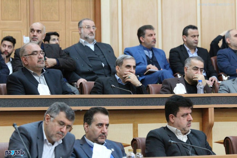 شورای اداری استان گیلان 11 - گزارش تصویری جلسه شورای اداری استان گیلان