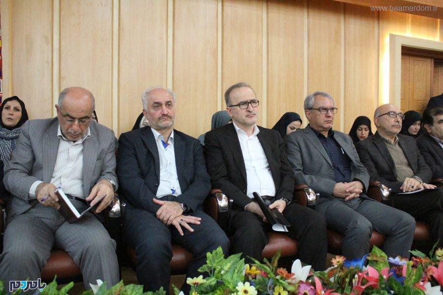 شورای اداری استان گیلان 13 - گزارش تصویری جلسه شورای اداری استان گیلان