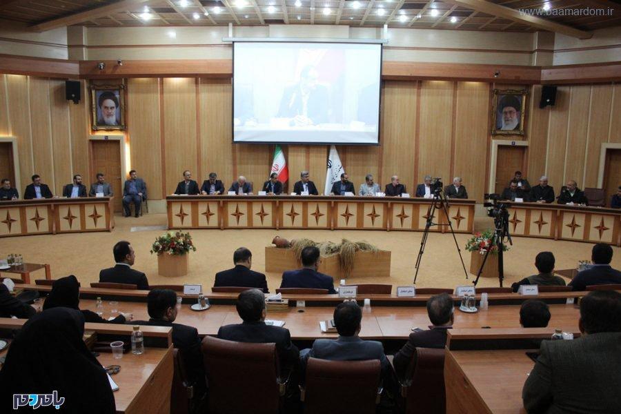شورای اداری استان گیلان 14 - گزارش تصویری جلسه شورای اداری استان گیلان