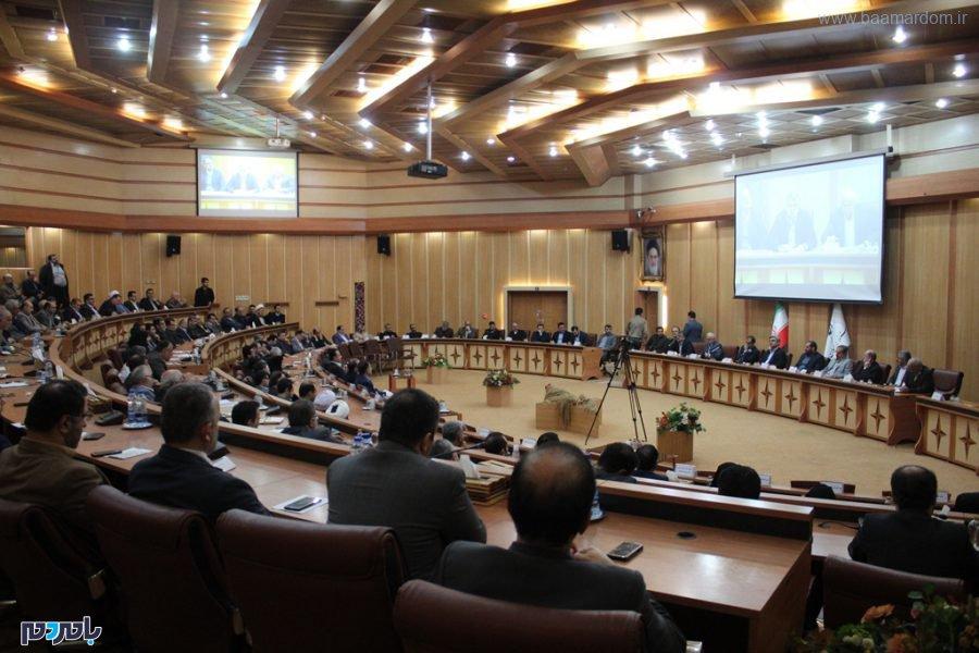شورای اداری استان گیلان 15 - گزارش تصویری جلسه شورای اداری استان گیلان